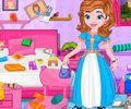 Princess Sofia Messy Room