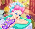 Crystal's Spring Spa Day