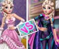 Girl Superhero Vs Princess