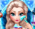 Ice Queen Christmas Makeover