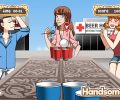 Beer Pong Girl