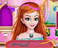 Princess Hair Treatment