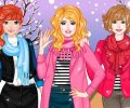 Dress Up Winter Friends