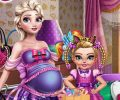 Mommy Elsa: Baby Shopping