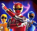 Power Ranger Ninja Storm