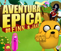 Aventura Épica do Finn & Jake