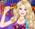Barbie Rock Diva Dress Up