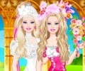 Barbie Victorian Wedding