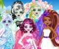 Monster High Cute Bride