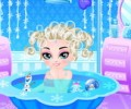 Baby Frozen Shower Fun