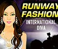 Runway Fashion: International Diva