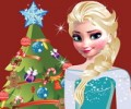 Elsa Christmas Shopping