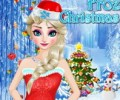 Frozen Christmas Design