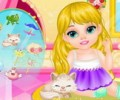 Fairytale Baby – Rapunzel Caring