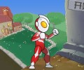 Ultraman Find Zombies