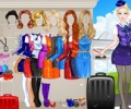 Barbie Air Hostess Style