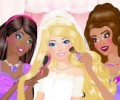 Barbie Bride And Bridemaids Makeup