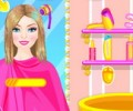 Barbie Hairstyle Design