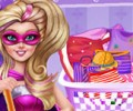 Super Barbie Housekeeping