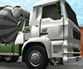 Construction Truck License 3D