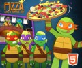TMNT Pizza Like a Turtle Do