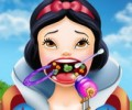 Snow White Throat Doctor