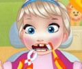 Elsa Tooth Problems