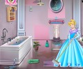 Modern Cinderella Bathroom Makeover