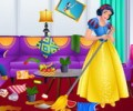 Snow Whites Messy Room