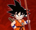 Dragon Ball Fierce Fighting Son Goku