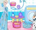 Elsa's Dirty Laundry