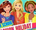 High School Fashion Holiday – Season 1
