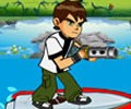 Ben 10 War On The Amazon River