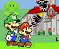 Mario and Luigi in Invasion