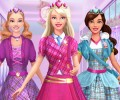 Barbie Princess School Uniform