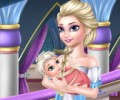 Old Elsa Care Baby