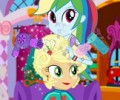 Applejack New Hairstyle