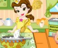 Princess Kitchen: Belle's Pancakes