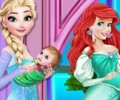 Princesses Baby Room Decor