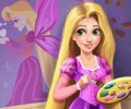 Rapunzel's Painting Room