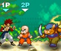 Dragon Ball: Fierce Fighting 4
