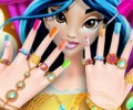 Princess Jasmine Nails Salon
