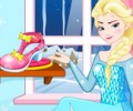 Elsa Shoes Design 2