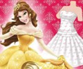Princess Belle Dream Dress