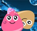 Pou And Princess Night Adventure
